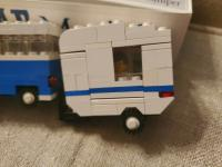 Lego VW Kombi and Camper Toy
