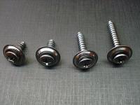 Trim Finish screw