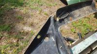 Splash molds fiberglass repair