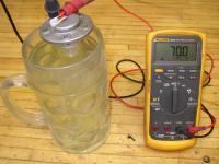 Fuel Sender Testing