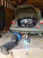 Engine pull