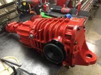 German Transaxle Re-gearing