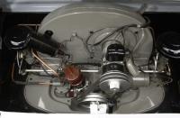 Kubelwagen ebgine used in Gmund Porsche