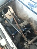 1967 Beetle Master Cylinder replacement
