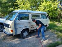 Buggeee's Air-cooled Vanagon