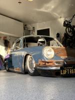 Porsche 912 lowered