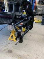 Thing front torsion bars