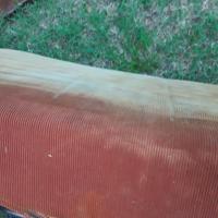 Brown cargo mat