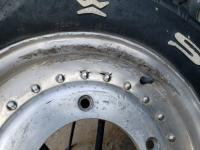 Bent Wheels. The Reason Why offroad racers use inner tubes