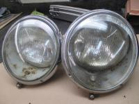 1954 Canadian custom headlights