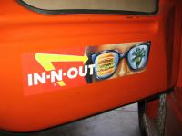 In-n-Out Sticker.  :^)
