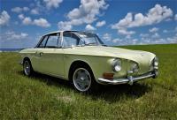 1963 T34 Ghia