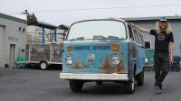 1977 Bay Window Bus
