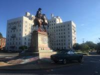 VWs preserving history JEB Stuart monument