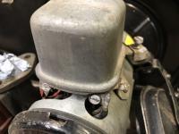 57 single cab repair from austria brake steering box