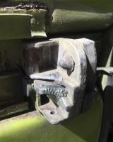 Bic pen spring for slider door prop