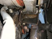 Vanagon lower alternator bolt removal - progress