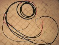 New Wiring Harness for my 1966 Karmann Ghia