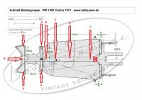 1303 chassis measurements