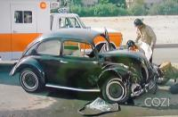 "1965/66 Beetle in ""Emergency!"""