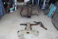 1303S chassis repair