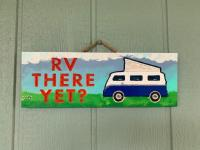 RV THERE YET ?