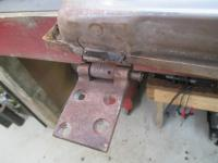 1954 Canadian custom hinge repair