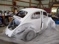 Buggeee's 1972 Super Beetle