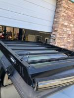 Door roof rack