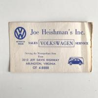 Joe Heishman's, Inc. - Arlington, Virginia