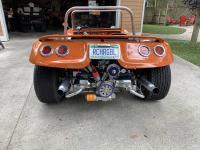 Empi Buggy with 69 single port engine