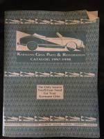 Ghia catalog brochure