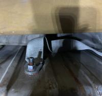 Split Bus Rear Seatbelt Install