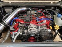Subaru EJ25 SOHC in Syncro