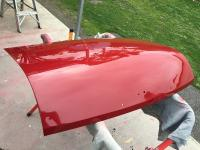 Color Sanding and buffing