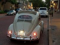 65th birthday of Martha, my OG paint 1955 Deluxe Sunroof Beetle