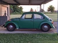 '74 Beetle Driver Side View