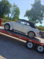 1970 VW Beetle Convertible