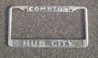 Hub City Compton Dealership Frame