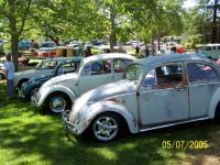 sweet 60's bug in o.g. paint