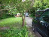 front yard 2015 some Vanagons