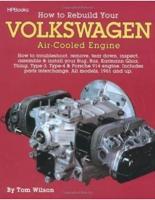 Air cooled engine rebuild book