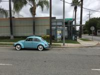 1971 Super Beetle on Pasadena Ave.