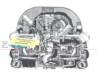 measuring engine size cc without disassembling engine