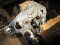 '65 Big Hatch latch and lock parts