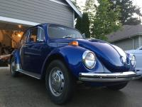 Leo 1972 Super Beetle Sunroof - Purchase & First Start