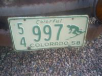 Trail Bash bus with 58 Colorado plates