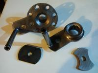 Hand cranks for transmissions. VW and Subaru