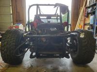 baja back and steering
