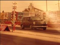 1969 Squareback with 1964 Buick V6 power, LACR Palmdale 1983